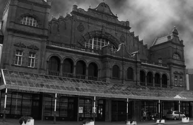 Morecambe Winter Gardens